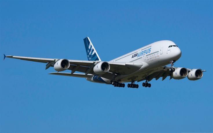 civil aviation   Airbus A380-civil aviation aircraft Desktop Wallpapers - 1440x900 ...