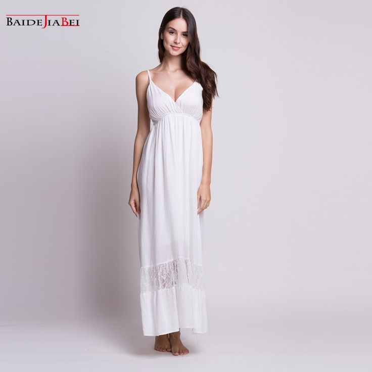 20.78$  Buy here - Dress 2017 New Arrival women Autumn Dresses Long Dress Cotton Linen Strapless Maxi Vestido Plus Size Vestidos Sleeveless Robes   #buyininternet