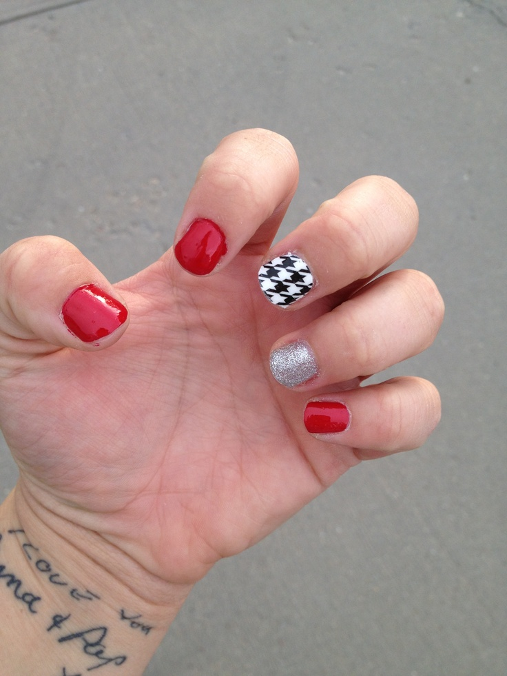 Best 25+ Alabama nails ideas on Pinterest | Alabama ...