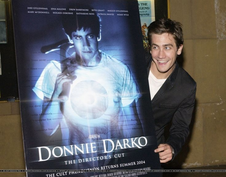 Jake Gyllenhaal, 2004, Donnie Darko Director's Cut: Hollywood Premiere