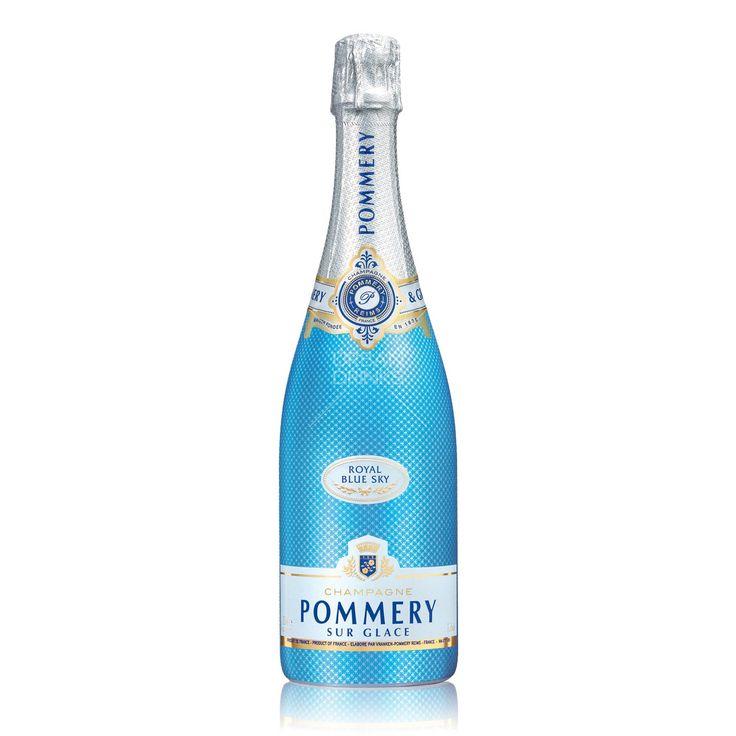 Pommery Royal Blue Sky 0,75L (12,5% Vol.) - Pommery - Champagne