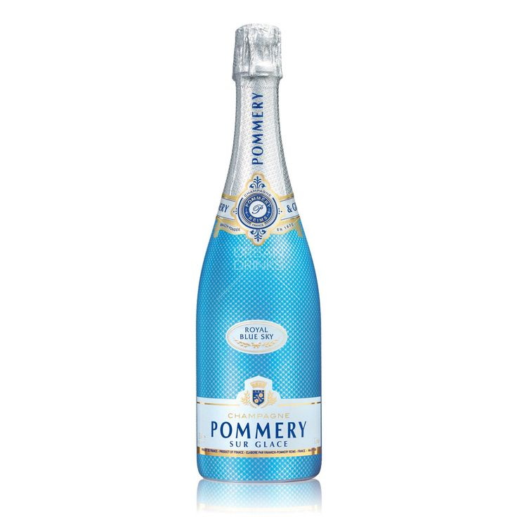 Pommery Royal Blue Sky 0,75L (12,5% Vol.) - Pommery - Champagne