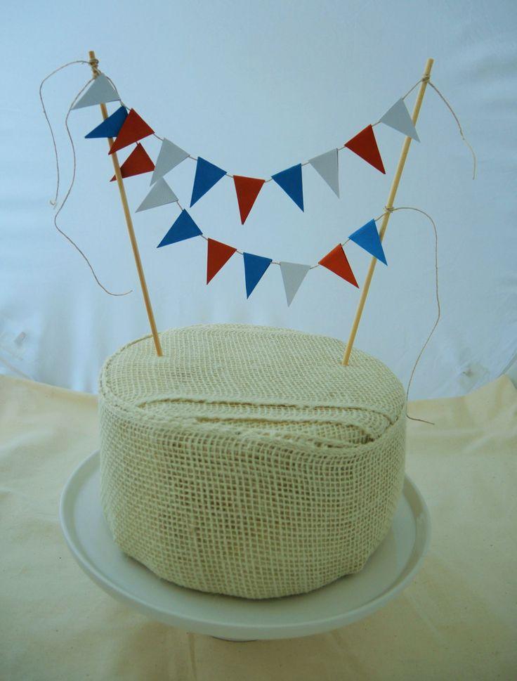 Carnival Bunting 2 string (Giggle & Hoot Inspired by Bebebundlebags on Etsy