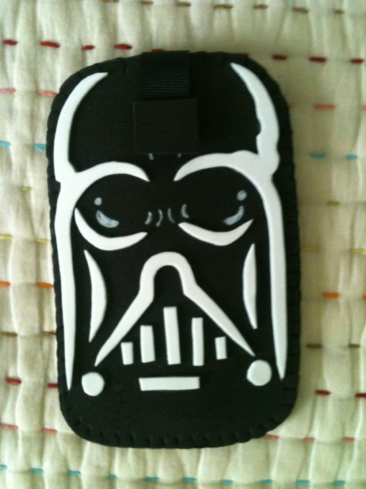 Darth Vader Mobile Case by ~anapeig