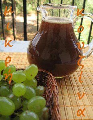 μικρή κουζίνα: Μούστος-Πετιμέζι