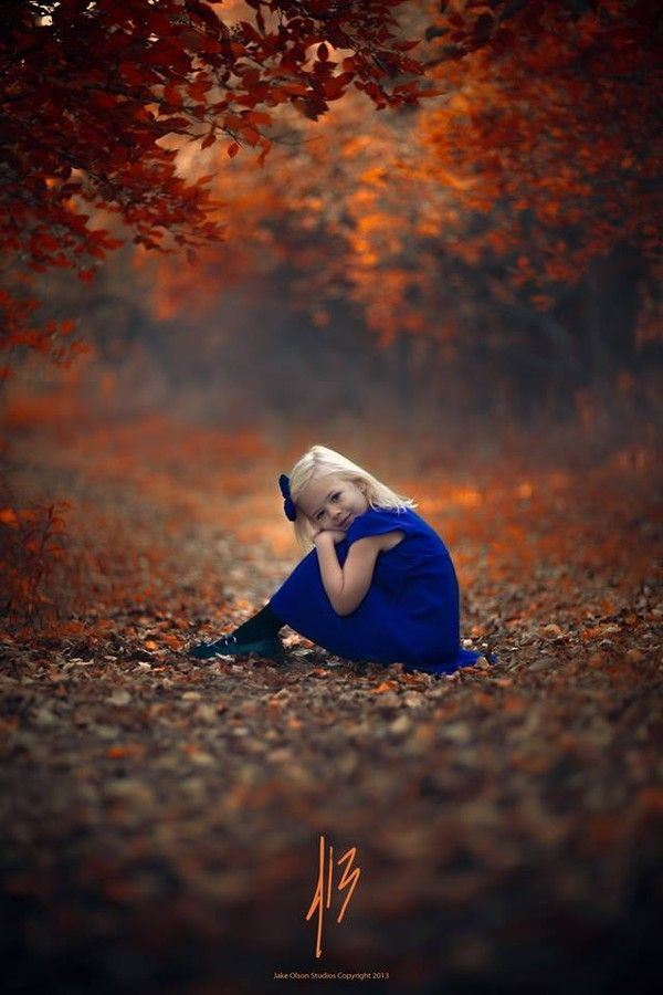 Blue by Jake Olson Studios on 500px