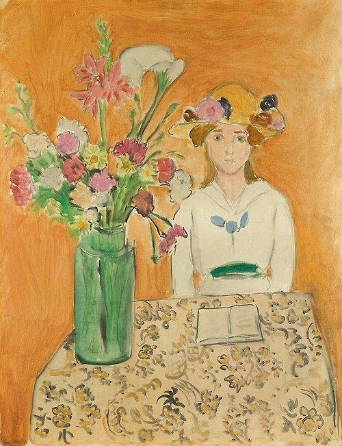 1280 best images about henri matisse on pinterest oil on for Le violoniste a la fenetre henri matisse