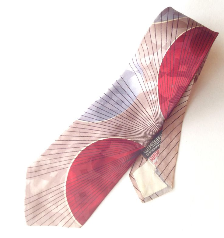 18 best Vintage Neckties images on Pinterest | Neckties ...
