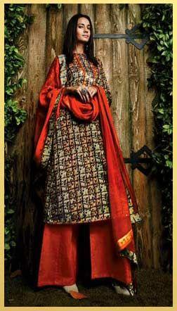 Soft and light fabrics suits for summer #deepkalasilk