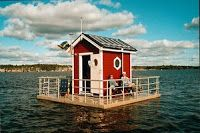 подводный отель — Utter Inn (Sweden)