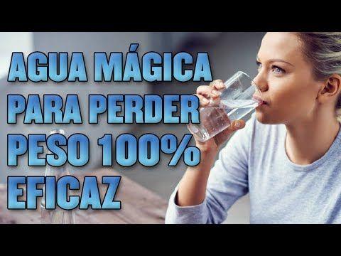 Sin Dieta, Sin Ejercicio - Beba Esta Agua Mágica Para Perder Peso 100% Eficaz, ¡Remedio Natural! - YouTube