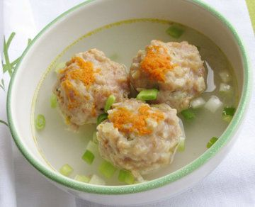 Resep Makanan Kesukaan: Resep Masakan Siomay Ayam Kuah