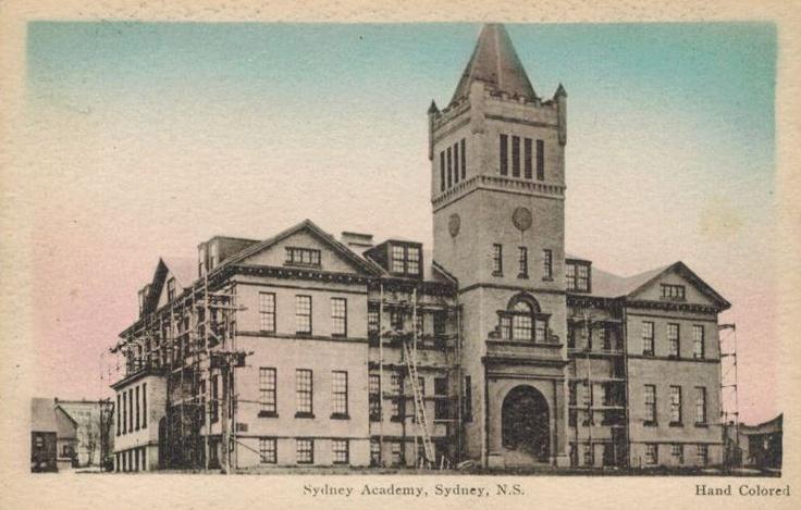 Sydney Academy_of Yesteryear_Sydney_Cape Breton