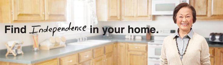 Healthy Homes tax credit Banner. Learn how Ontario seniors can save while making their home a safer place.