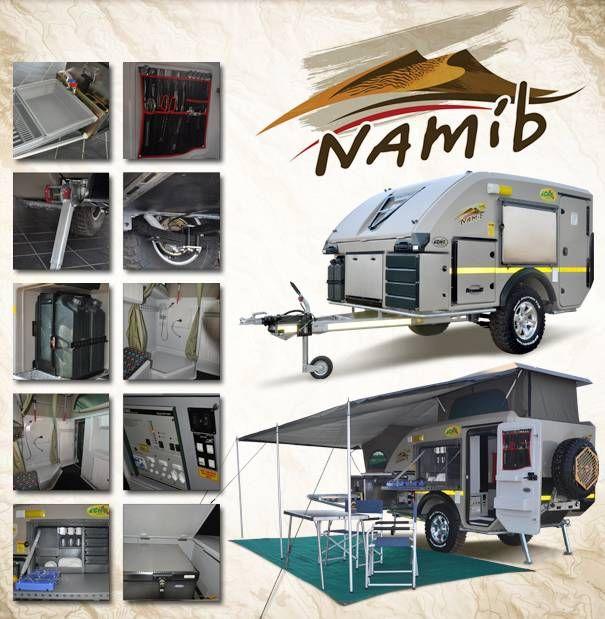 Off-Road Caravan: Comfortvan vs Kavango - 4x4 Community Forum