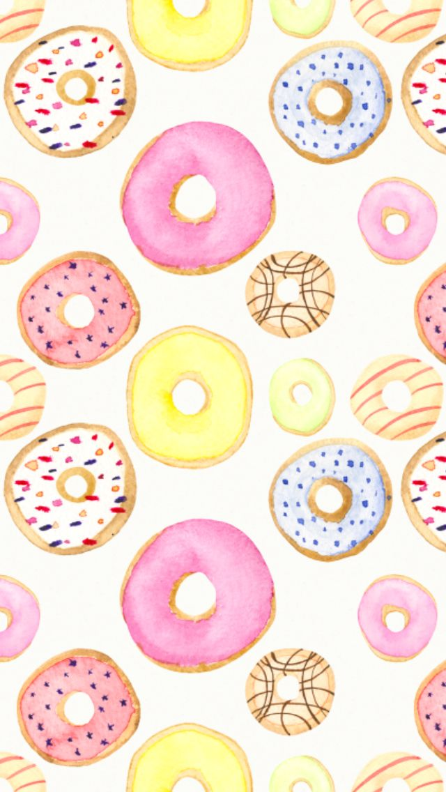 Best 25+ Donut Background Ideas On Pinterest