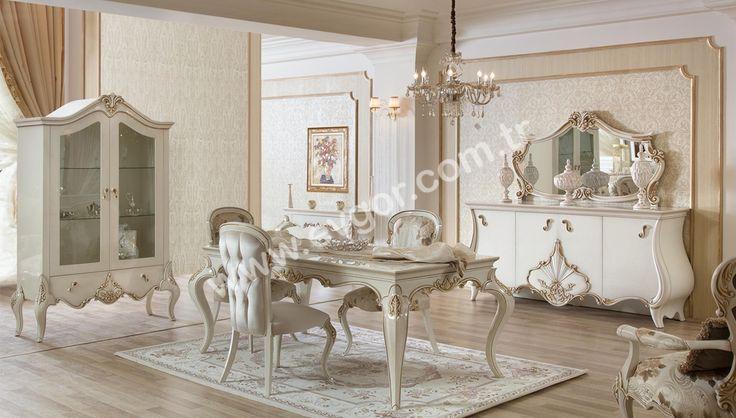 İmparator Klasik Yemek Odası