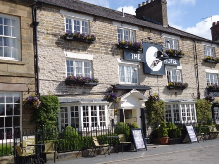 The Black Swan, Helmsley - friendly staff and great food.