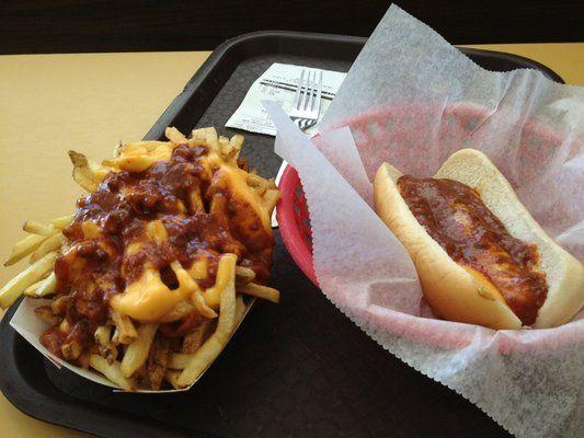 Hot Dog Shoppe Specials