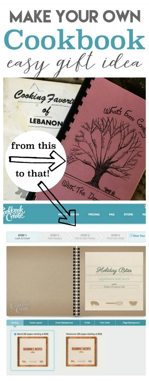 17 best ideas about make your own cookbook on pinterest for Create your own cookbook template