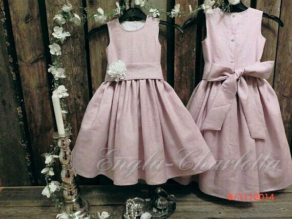 Hey, I found this really awesome Etsy listing at https://www.etsy.com/listing/210487016/linen-flower-girl-dress-rustic-flower