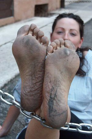 Mature dirty soles splendid woman