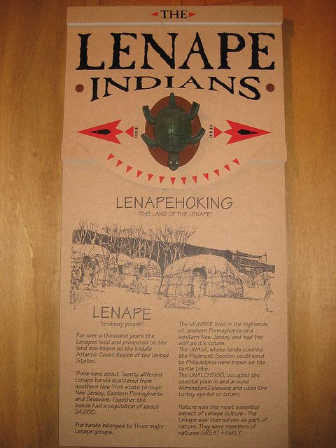 the history of the lenni lenape The lenape indian tribe of delaware and the nanticoke lenni-lenape tribal nation of new jersey are also in an intertribal confederation, which mandates member tribes to require a documented blood descent standard for tribal enrollment and, in accordance with tribal spiritual values, to maintain a tribal ban on pursuing the development of casino .