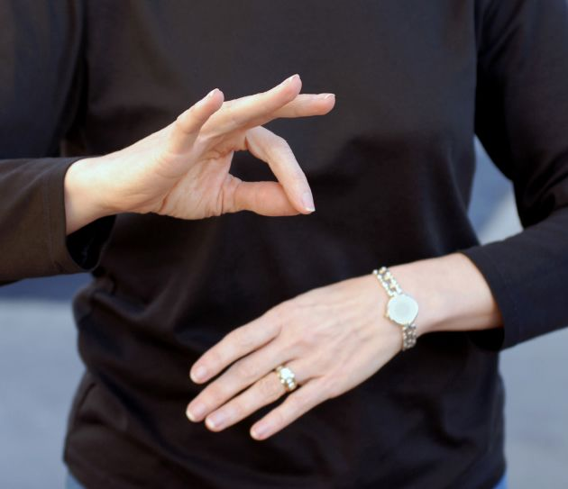 Sign Language bringing novelty to subjects in college