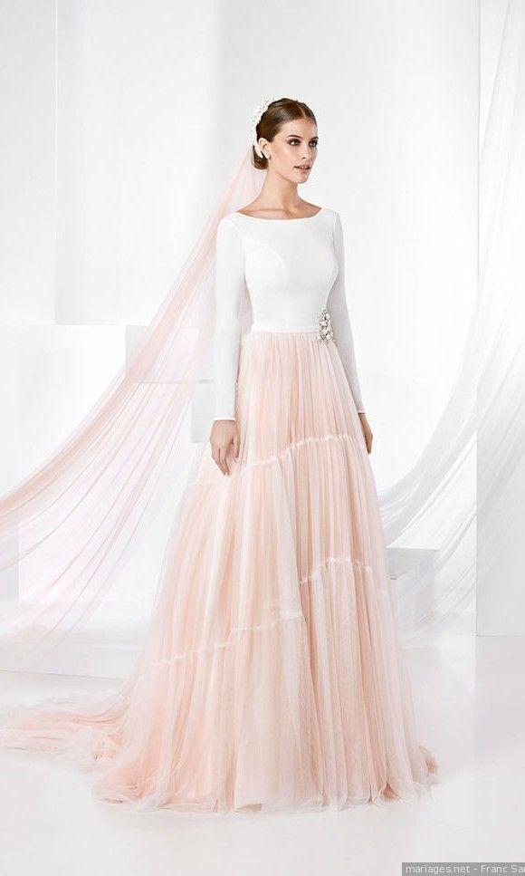 30 robes de mariée pour voir la vie en rose