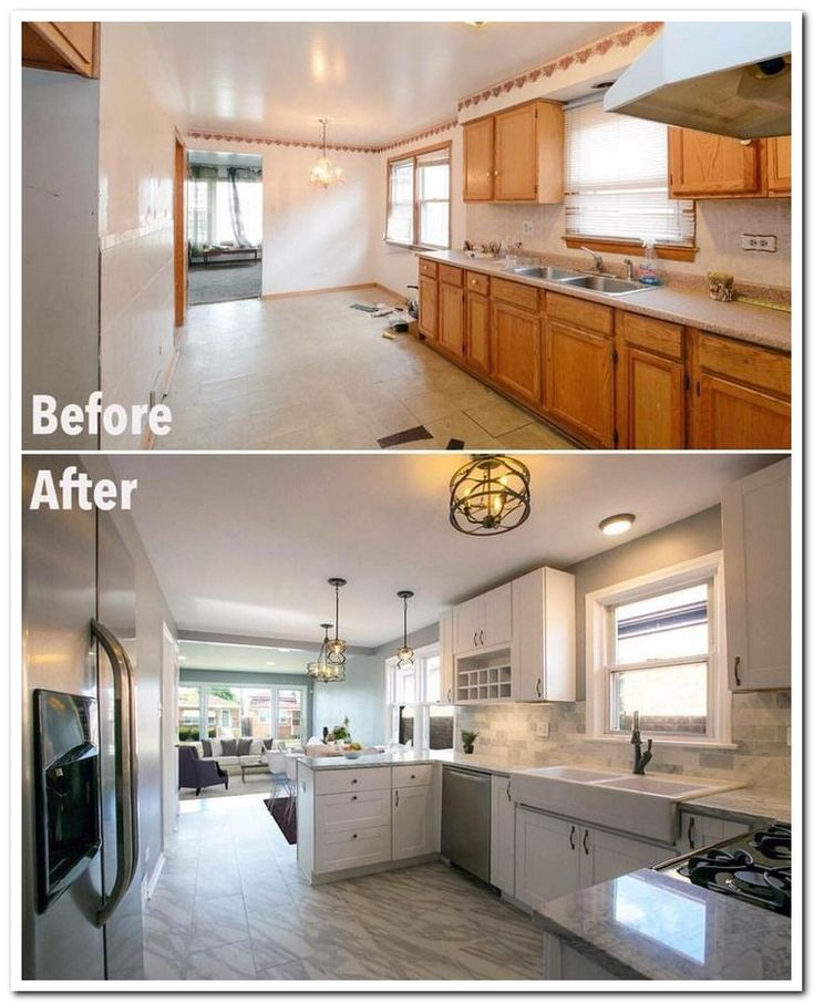 43 renovation of a kitchen remodel before and after 9 in 2020 diy kitchen remodel kitchen on i kitchen remodel id=29914