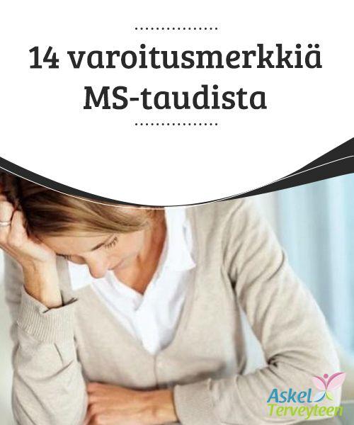 14 varoitusmerkkiä MS-taudista  Ennen kuin potilas saa #lääketieteellisen diagnoosin tilastaan, #multippeliskleroosi eli MS-tauti voi aiheuttaa tiettyjä oireita, jotka saattavat antaa vihjettä siitä, että tämä sairaus on #kehittymässä. Jatka lukemista, jotta saisit tietää aiheesta tarkemmin.  #Mielenkiintoistatietoa