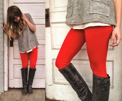17 mejores ideas sobre Pantalon Rojo Mujer en Pinterest ...