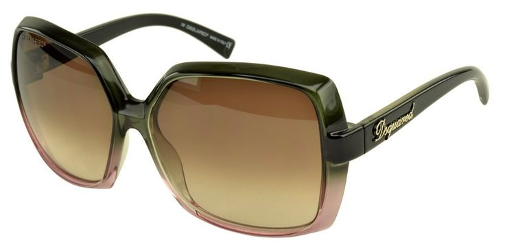 DSQUARED 2 DQ0015 98F sunglasses. DSQUARED 2 fashion sunglasses made in Italy.