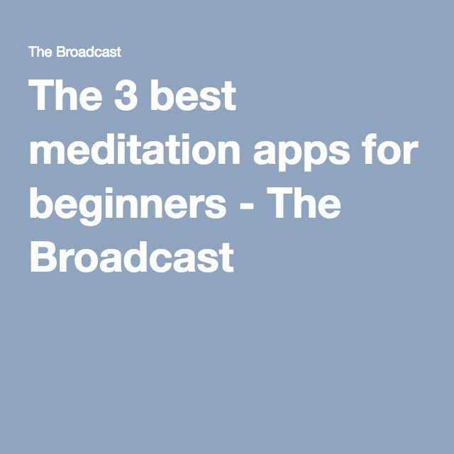 article best meditation apps mindfulness