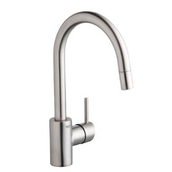 Grohe pull-out faucet