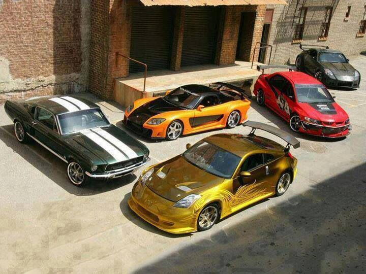 Best Cars From The Fast And The Furious Tokyo Drift Images On