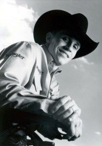 Ty Murray, All-Around • Inducted 2000, PRCA Rodeo