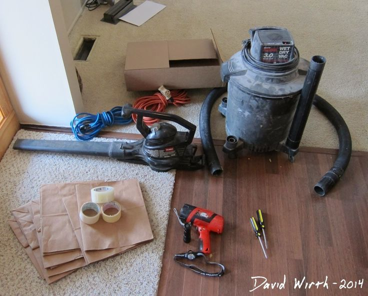 Diy Heating Air Duct Cleaning Equipment Do It Yourself