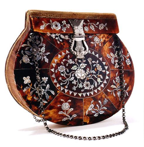 Anthology Tortoise Shell Box Clutch Bag