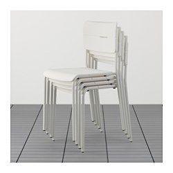 v dd stuhl au en wei gr nzeug pinterest zur hand gepflegt und stahl. Black Bedroom Furniture Sets. Home Design Ideas