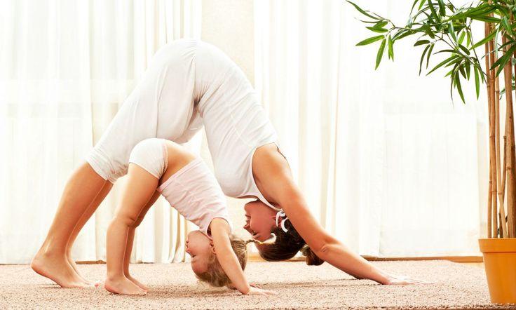 Йога для детей (эти 11 упражнений уложить спать любого ребенка) - http://meditation-journal.com/yoga-dlya-detey