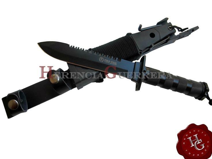 Cuchillo Cold Steel GH-224S — Herencia Guerrera