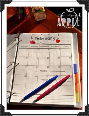 The Colorful Apple: Maternity Leave Binder maternity leave pay, maternity leave ideas #baby