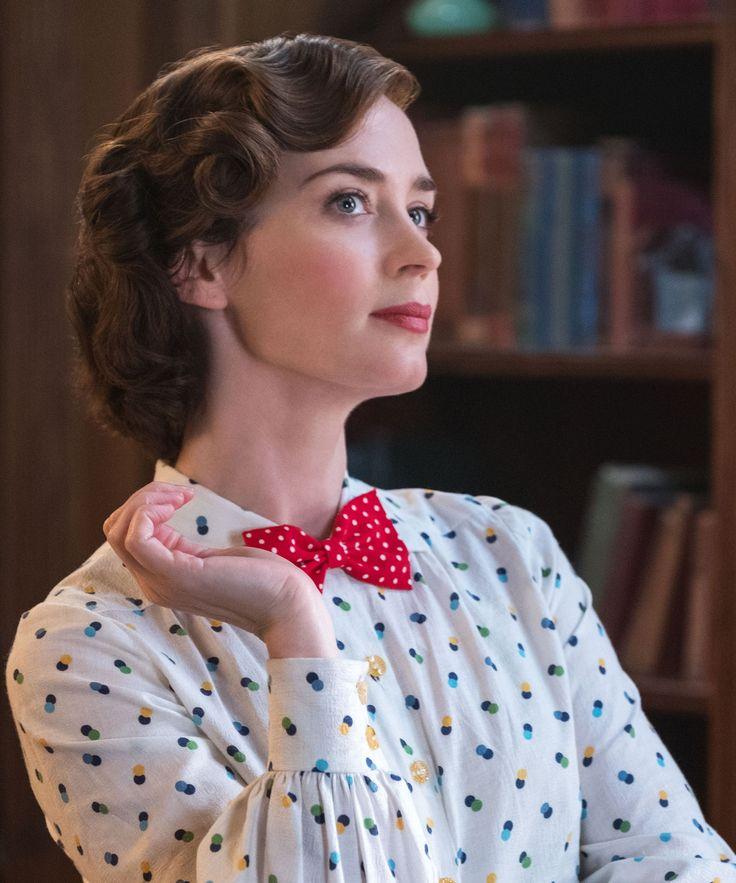 Perücken & mehr Perücken: Alle Geheimnisse von Haar & Make-up hinter Mary Poppins kehrt zurück #ref …   – Makeup