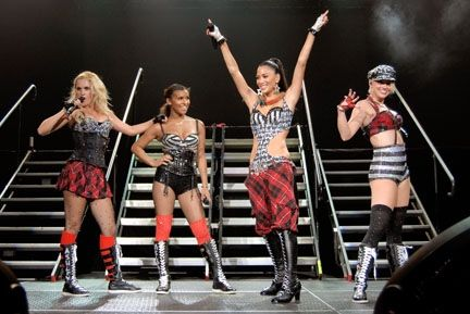 Pussycat Dolls Domination Tour 117