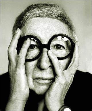 Italian architect, lighting and interior designer, Gae Aulenti, who passed away at the age of 84 on the night between Tuesday and Wednesday this week at her house in Milan