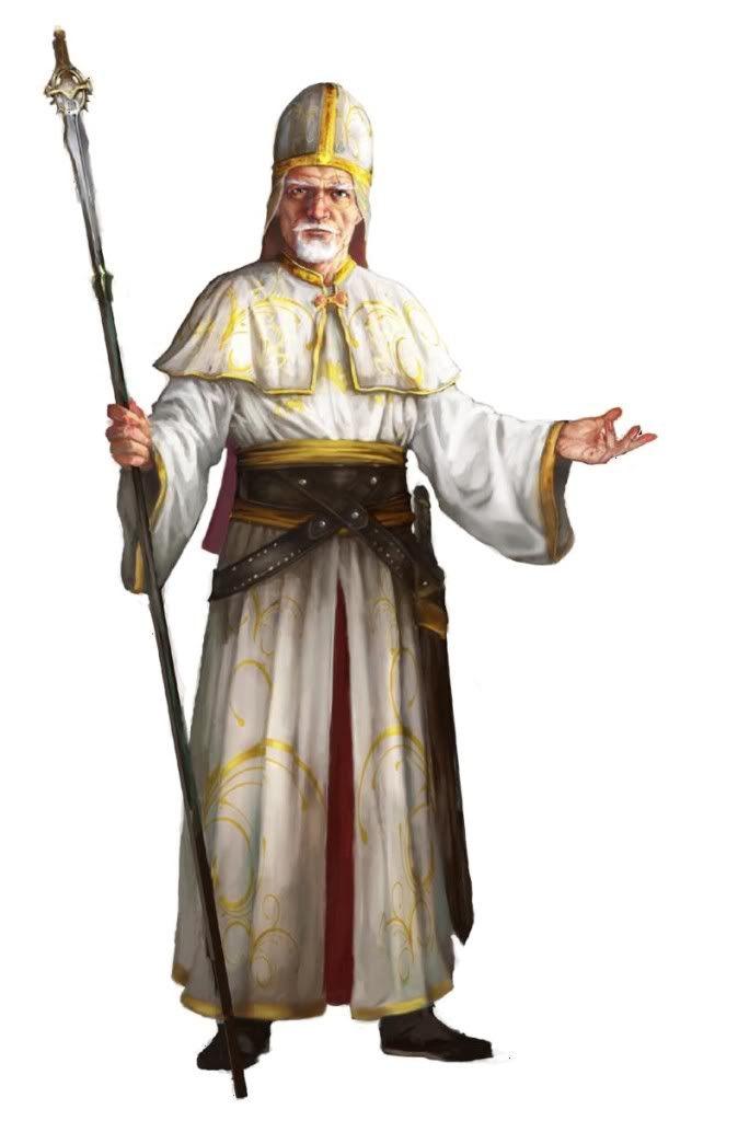 cleric iomedae fantasypathfinder rpg cleric y
