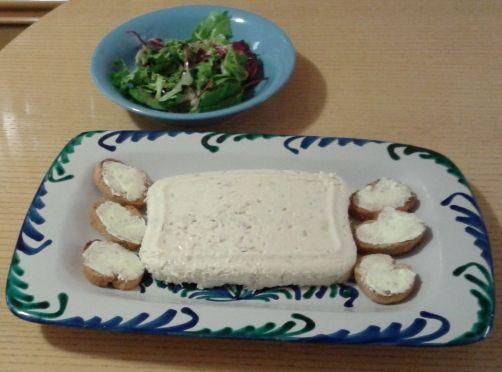 Terrina de pollo para #Mycook http://www.mycook.es/receta/terrina-de-pollo/