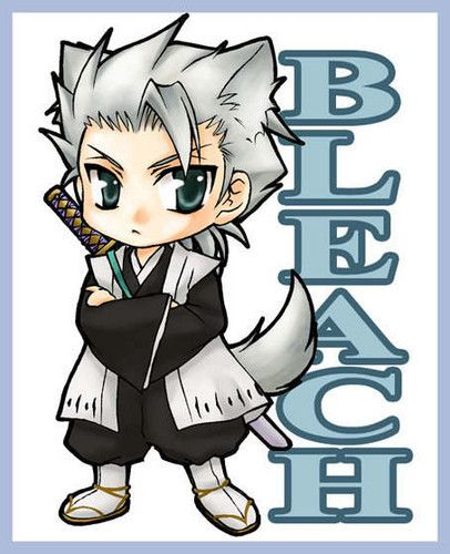 Toshiro Bleach CaptainsBleach AnimeAnime