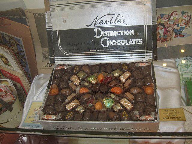 mouldy old chocolates... by brazen20au, via Flickr